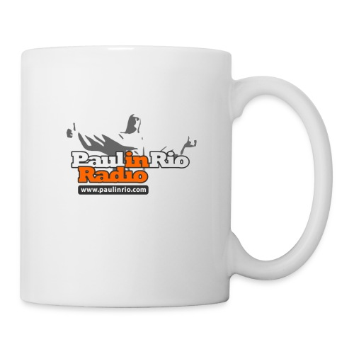 Paul in Rio Radio - Thumbs-up Corcovado #1 - Coffee/Tea Mug