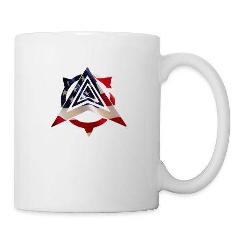 United States Flag - Coffee/Tea Mug