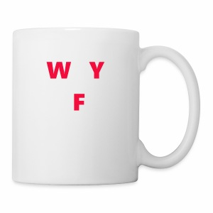 WAY OFF logo - Coffee/Tea Mug