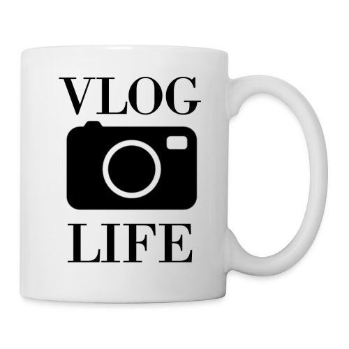 Vlog Life - Coffee/Tea Mug