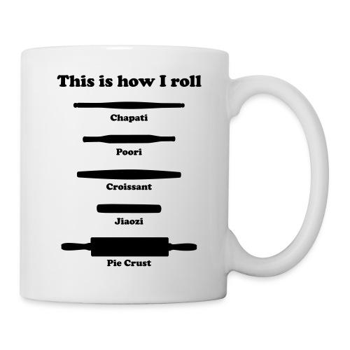 This is How I Roll - Coffee/Tea Mug