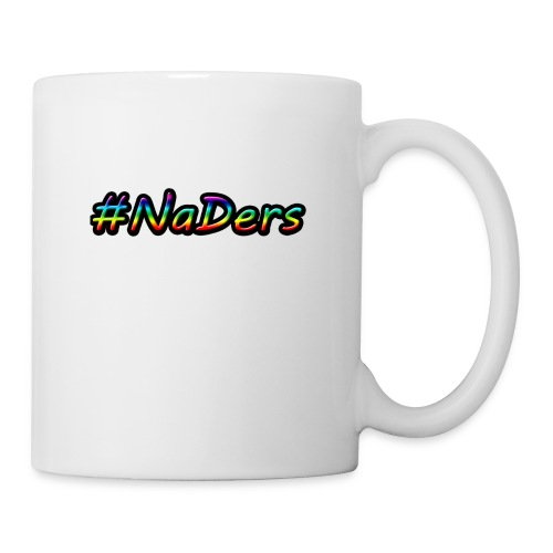 #NaDers (Rainbow) - Coffee/Tea Mug