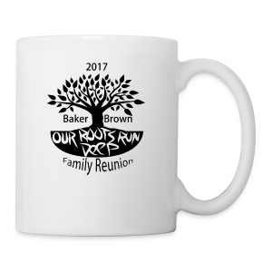 Baker Brown Family Reunion - Coffee/Tea Mug