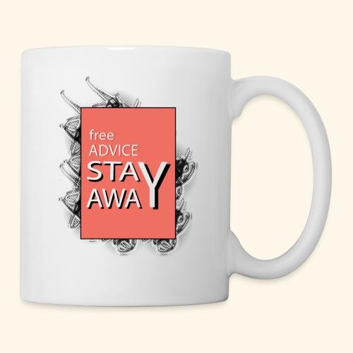 free advice - Coffee/Tea Mug