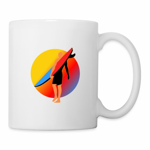 SURFER - Coffee/Tea Mug