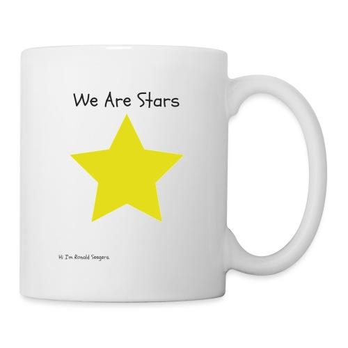 Hi I'm Ronald Seegers Collection-We Are Stars - Coffee/Tea Mug