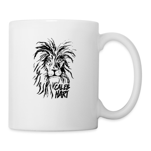 Caleb Hart - Lion - Coffee/Tea Mug