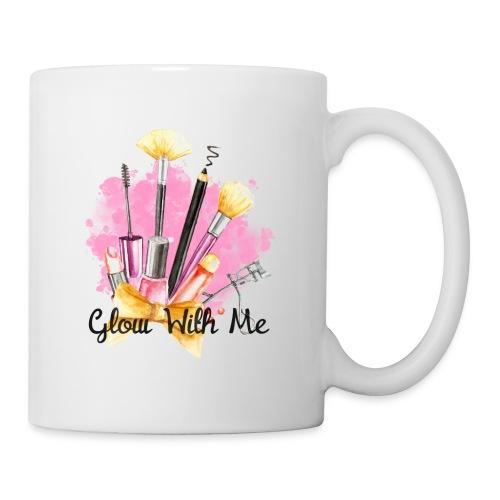 Glow With Me Makeup Logo - Coffee/Tea Mug