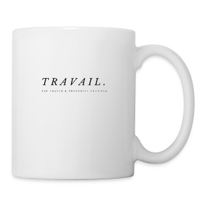 TRAVAIL - Coffee/Tea Mug
