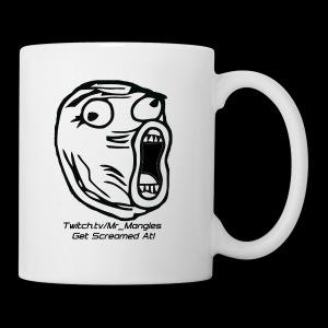 Get Screamed At Accessories - Coffee/Tea Mug