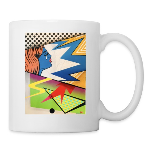 Retro POP - Coffee/Tea Mug