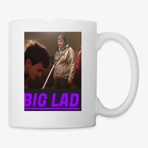 BIG LAD CAUGHT - Coffee/Tea Mug