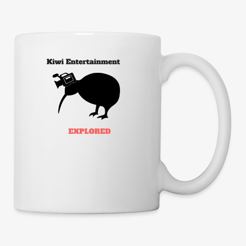 Kiwi Entertainment 1 - Coffee/Tea Mug