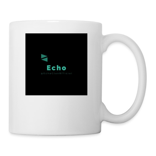 Echo Clan Offical Logo Merch - Coffee/Tea Mug