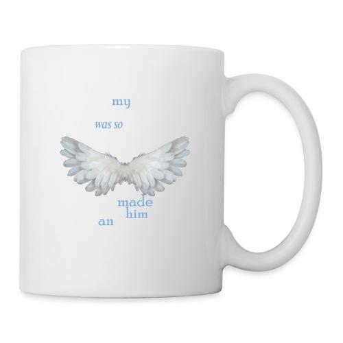 Papa Amazing Angel - Coffee/Tea Mug