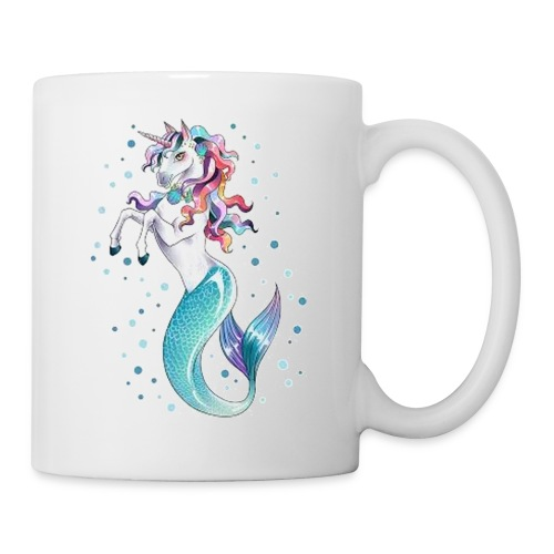 unicorn mermaid - Coffee/Tea Mug