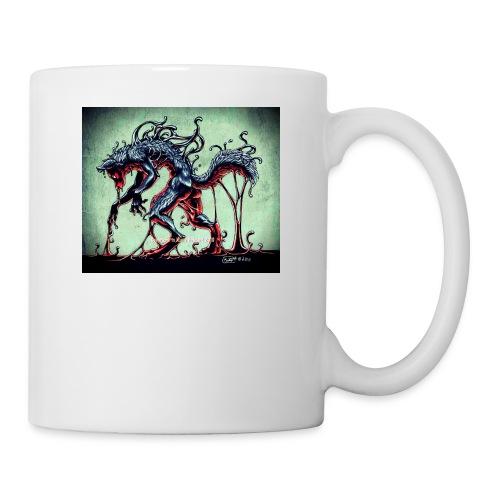 Demon wolf - Coffee/Tea Mug