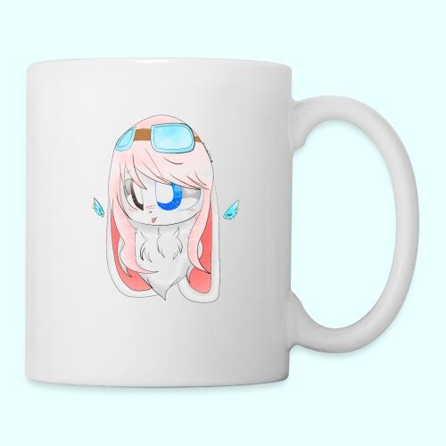the bunny girl - Coffee/Tea Mug