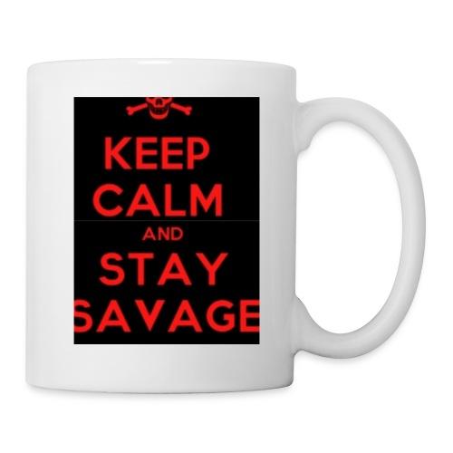 stay savage - Coffee/Tea Mug