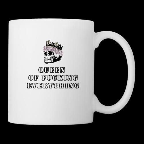 QUEEN Of Everything - Coffee/Tea Mug