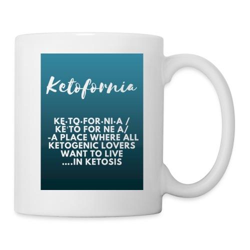 Ketofornia - Coffee/Tea Mug