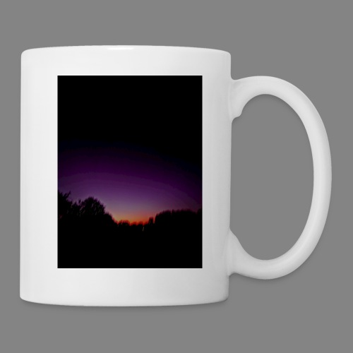 purple sunrise - Coffee/Tea Mug