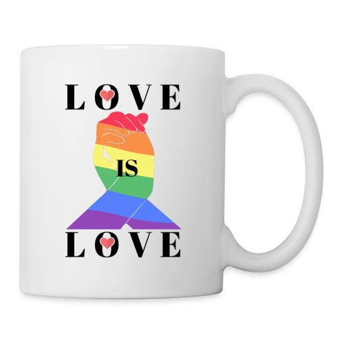 LOVE IS LOVE - Coffee/Tea Mug