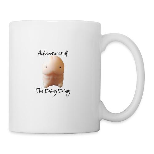Adventures of The Ding Ding - Coffee/Tea Mug