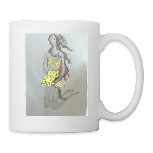 Venus fashion illustration style - Coffee/Tea Mug