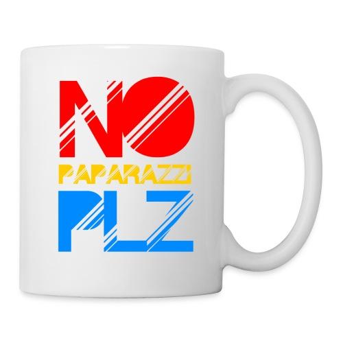 NO PAPPARAZI PLZ - Coffee/Tea Mug