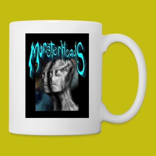 MonsterHeads ~ Grayman Aliens - Coffee/Tea Mug