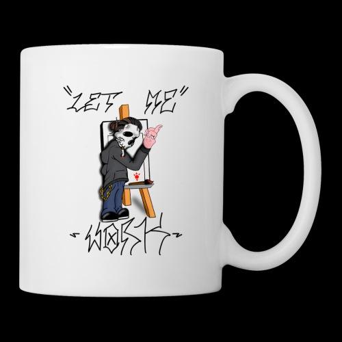let me work - Coffee/Tea Mug