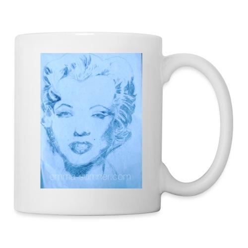 Emma's Marilyn - Coffee/Tea Mug