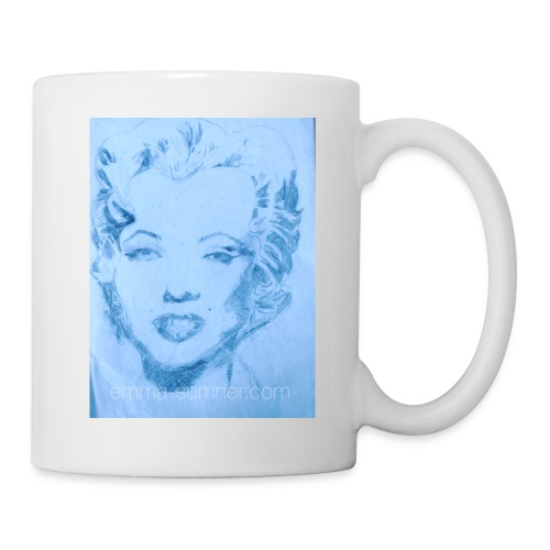 Emma's Marilyn - Coffee/Tea Mug
