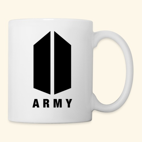 BTS ARMY MERCH - Coffee/Tea Mug