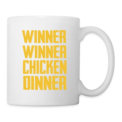 PUBG Chicken Dinner - Coffee/Tea Mug