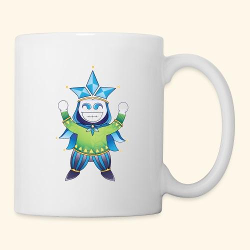 Glass Jester Full Body - Coffee/Tea Mug