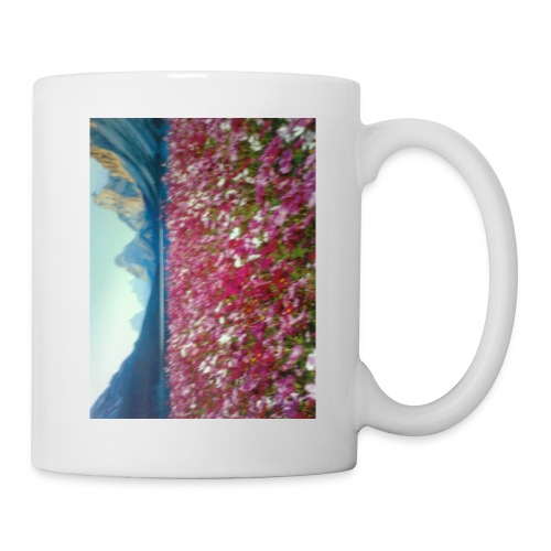 Mountains and Flower - Coffee/Tea Mug
