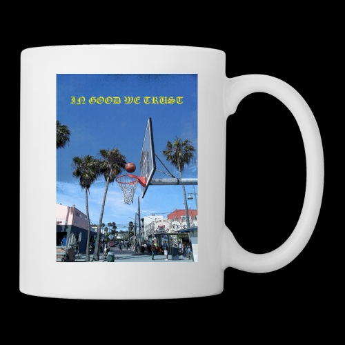 Venice Beach IN GOOD WE TRUST - Coffee/Tea Mug