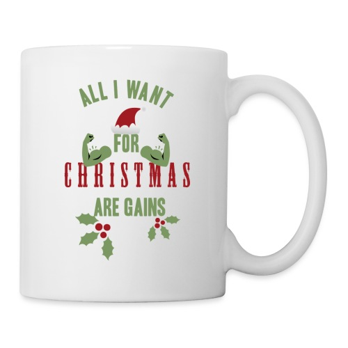 All i want for christmas - Coffee/Tea Mug