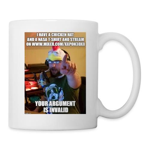 Your Argument is invalid - Coffee/Tea Mug