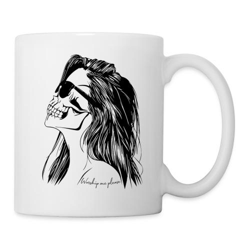 Worship me - Coffee/Tea Mug