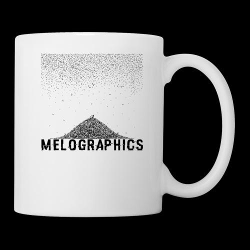 Falling Letters - Coffee/Tea Mug