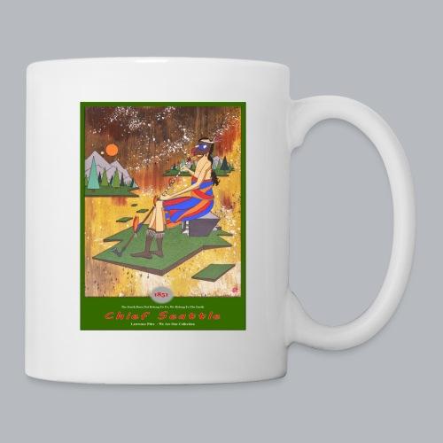 Chief Seattle - Coffee/Tea Mug