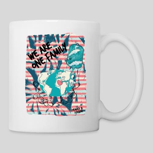 We are one family - Coffee/Tea Mug