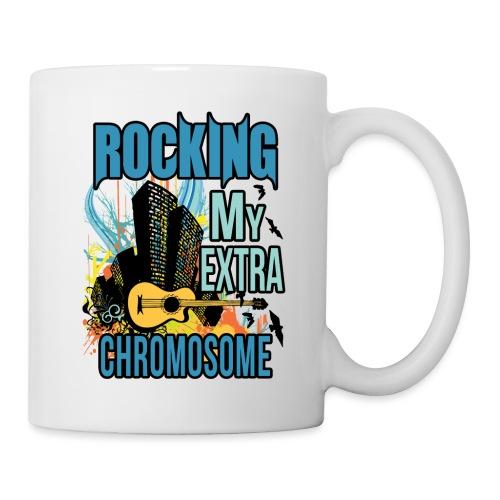 Rocking my extra chromosome - Coffee/Tea Mug