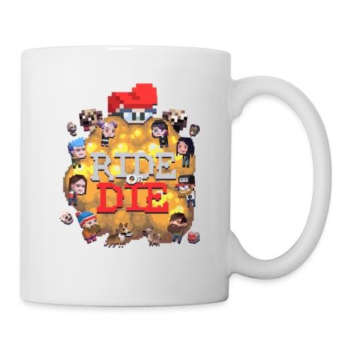Ride Or Die Shirt (Full) - Coffee/Tea Mug