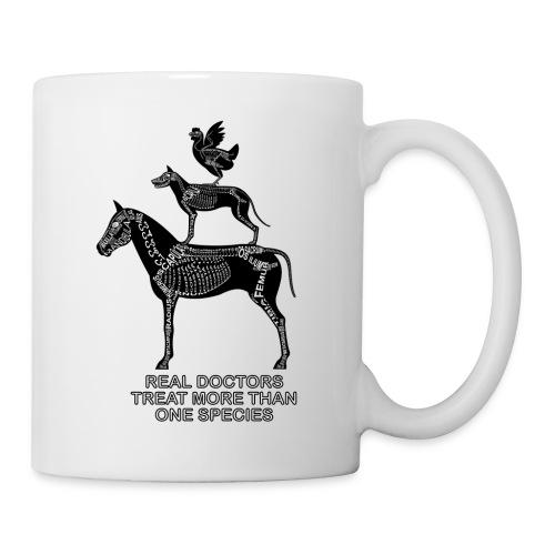 Real doctors ... Small - Coffee/Tea Mug