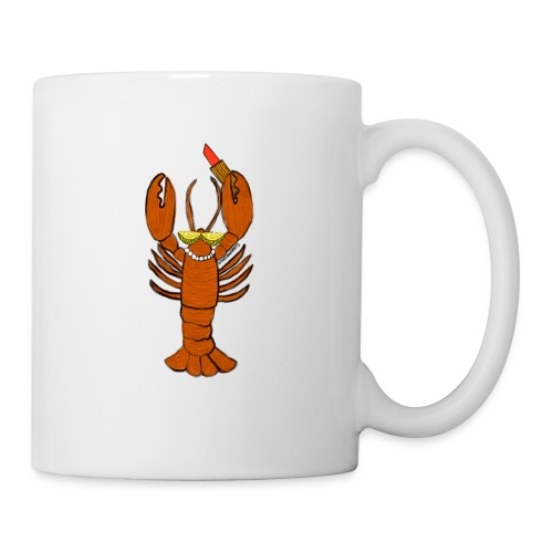 Glam Lobster - Coffee/Tea Mug