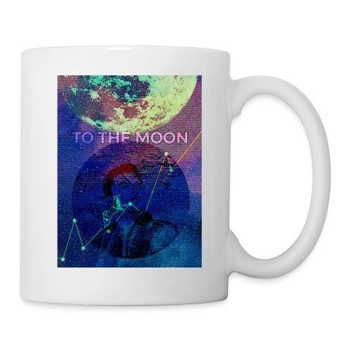 DOGE TO THE MOON - Coffee/Tea Mug